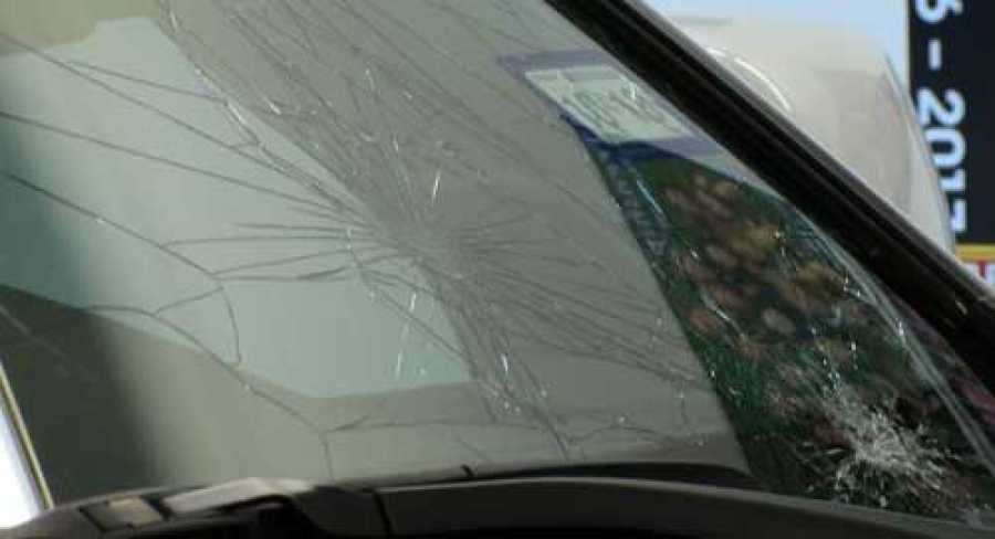 Body Shops Work Overtime To Fix Cars Damaged By Hail In